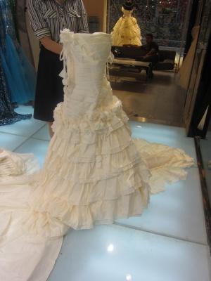 خرید لباس عروس در رشت