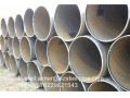 16mm steel SSAW Welded tube - steel